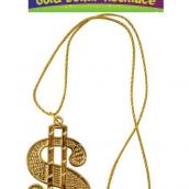 Dollar necklace 19kr