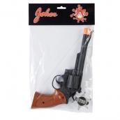 Pistol m. sheriffmärke 49kr