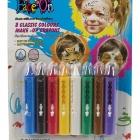 Make up crayons 8p 69kr