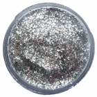 Ansiktsglitter gel silver snazaroo 12ml 49kr