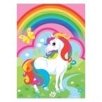 Kalaspåsar 8p unicorn 20kr