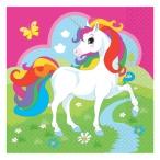 Servetter 20p unicorn 29kr