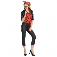 Ladies rockin rebel 50's size M (ej skor, glasögon) 639kr