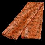 Duk orange spendelnät 120x140cm 69kr