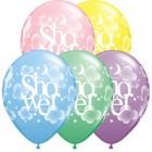 Ballonger 27,5cm 25p babyshower clouds 125kr