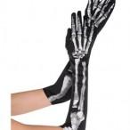 Gloves adult skeleton 65kr