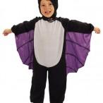 Costume bat toddler 3 år