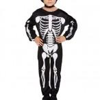 Costume 4-6år Skeleton 139kr