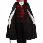 Costume adult count dracula deluxe 299kr