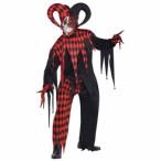 Costume krazed jester size M,L 599kr
