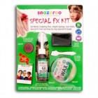 Face paint 3D wound wax & blood kit 169kr