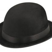 Hatt plommonstop svart 39kr