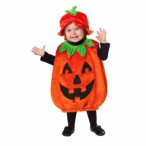 Costume toddler pumpkin strl.86 275kr