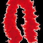 Fjäderboa röd 69kr