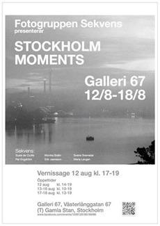 Affisch: Erik Jaensson  Foto: Sverre Sverredal