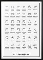 Tvättsymboler