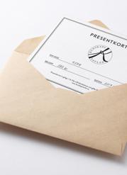 Presentkort / Giftcard