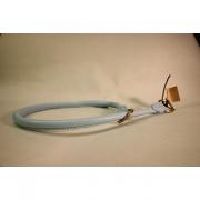 Skinnhalsband - Ljusblå