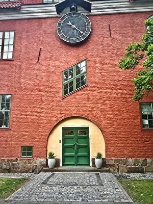 Väggaskolan, Karlshamn