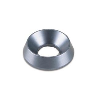 Försänkt bricka alu. 6x18 mm -