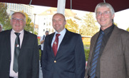 Delegates from Germany; Ulrich Spechtmeyer, Carsten Schmidt, Jens Reimers