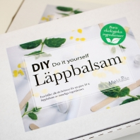 DIY- Kit Läppbalsam