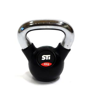 STI Kettlebell - STI Kettlebell 4kg