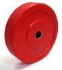 STI Fitness bumper plates - STI Bumper plate 25 kg