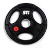 STI Viktskivor (50mm) - STI internationell gummivikt 5 kg