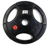 STI Viktskivor (50mm) - STI internationell gummivikt 25 kg