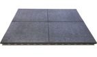 40mm Gummimatta 1x1m