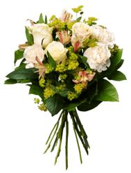 Skicka en gratulation till studenten med blommor