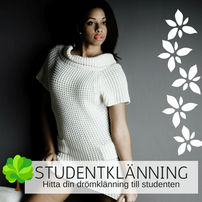 Studentklänning hitta din drömklänning