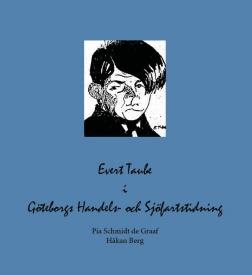 Evert Taube i Göteborgs Handels- och Sjöfartstidning av Evert Taube