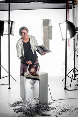 AnnaKarin Kriström strimlar avhandling