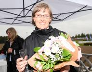 V75-7 Ulrika Rehn, Solänget - Foto: ©Kanal 75, Malin Albinsson