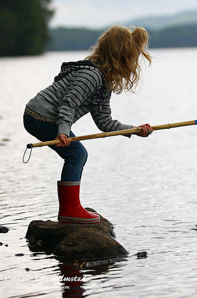 Simlångsdalen är även riktad åt barnfamiljerna....