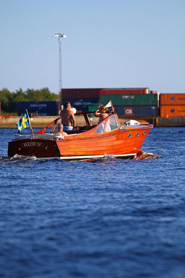 Det finns vackra motorbåtar och hänsynsfulla förare