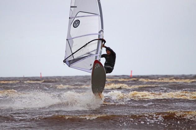 Friska vindar...duktiga seglare