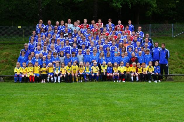 Alla aktiva spelare och tränare i Kvibille BK