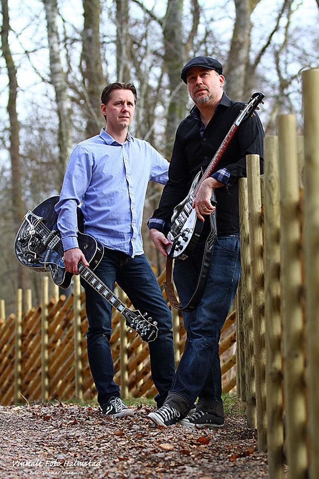 Thomas & Sebastian...grabbar som är breda i sin musik!