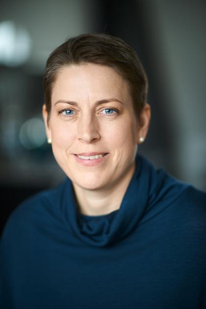 Anne Nilsson, författare. Foto: Mats Lundqvist