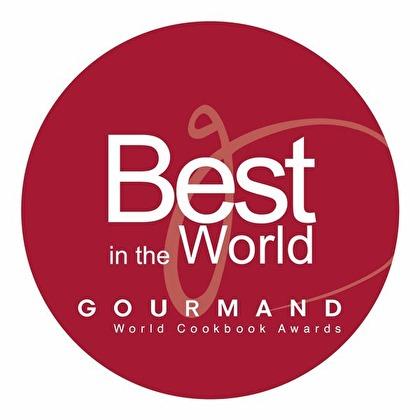 Best in the World, Gourmand  World Cookbook Awards – Logotype