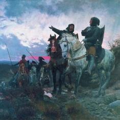 De sammensvorne riddere efter mordet