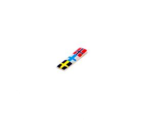 Domesticker Flaggor -