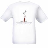 Ice Fishing Addict T-shirt