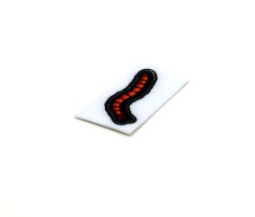 Stickers blodmask - Stickers maggot