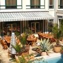 Enkelrumstillägg Hotel Mercure Chartrons