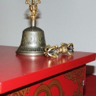 prayer hall bell and dorje3