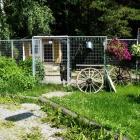 Dogsyard 1 gate